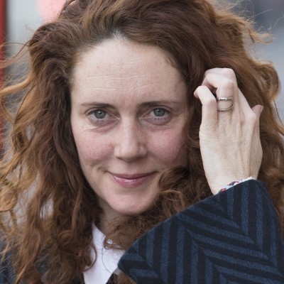 LONDON, ENGLAND - MARCH 13:  Rebekah Brooks arrives at the Old Bailey on March 13, 2014 in London, England.  (Photo by Oli Scarff/Getty Images)