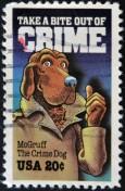 United States Of America - Circa 1984: A Stamp Printed In Usa Sh