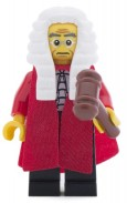 Ankara, Turkey - June 16, 2013 : A Lego minifigure of British ju