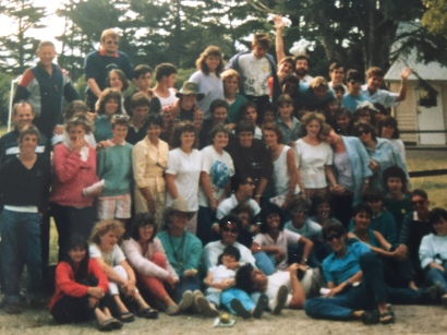 St Martin of Tours Camp 1986