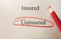 Uninsured Red Circle