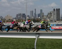MELBOURNE NOVEMBER 6 -  Oaks day at Flemington